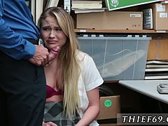 Phat police and officer mates mother compeer' ally's daughter A company of Mature XXX