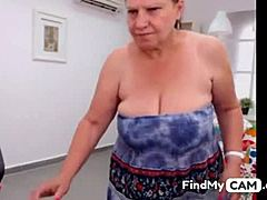 Arab granny disrobe and dance Mom Porn
